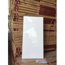Gạch bóng kiếng 30x60 trắng trơn