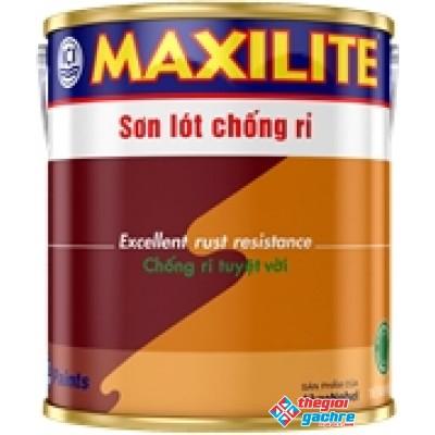 Sơn Lót Chống Rỉ Maxilite Lon 3 Lít