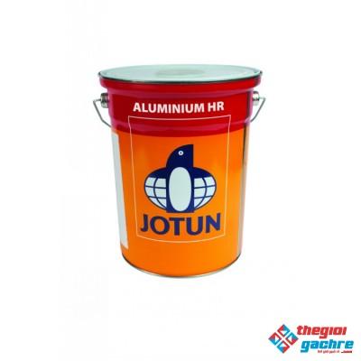 Sơn chịu nhiệt 1 thành phần aluminium paint HR (250oC) 20Lit