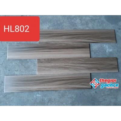GẠCH GIẢ GỖ 15X80 TRUNG QUỐC HL802