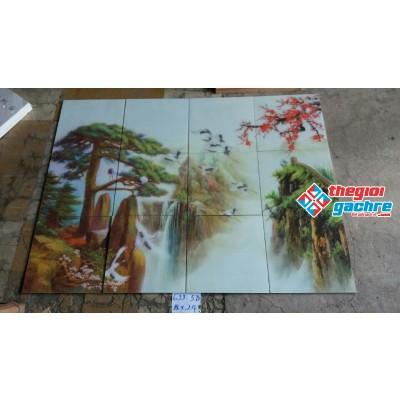 gạch tranh 5D phong cảnh 180x240 giá rẻ