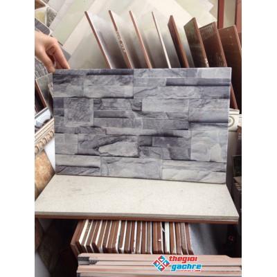 Gạch trang trí  3D 25x40 ốp tường