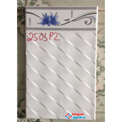 Gạch ốp tường 25x40 Roayl 3D loại AA giá rẻ