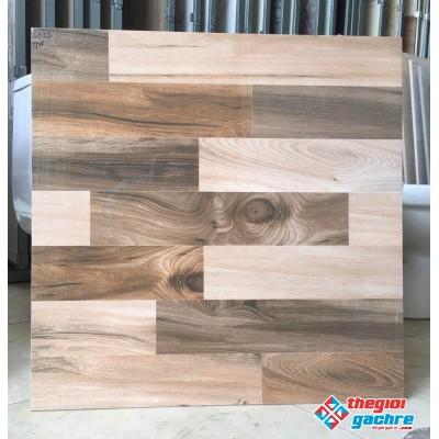 Gạch bóng kiếng giả gỗ 60x60