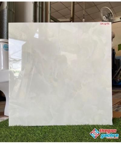 Gạch lát nền 600x600 bóng kiếng
