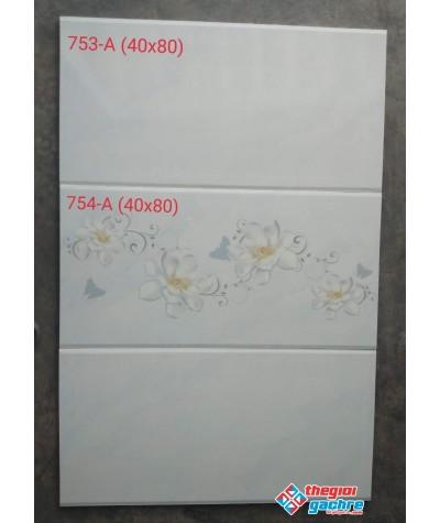 Gạch ốp tường giá rẻ 40x80 quận 6