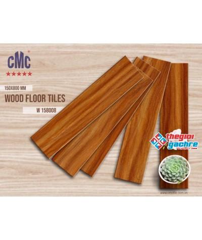 Gạch lót nền giả gỗ giá rẻ 15x80