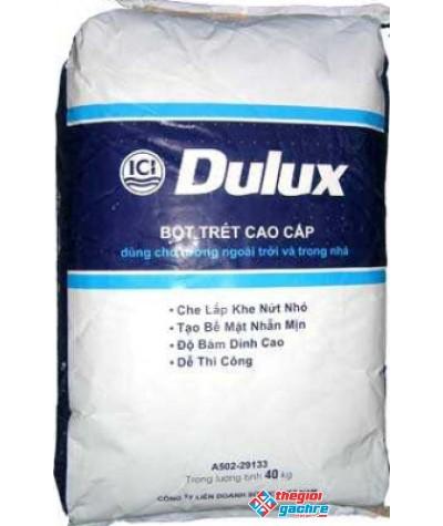 Bột trét trong & ngoài Dulux A502 40kg