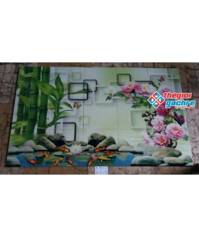 Gạch tranh trang trí 180x300 giá rẻ