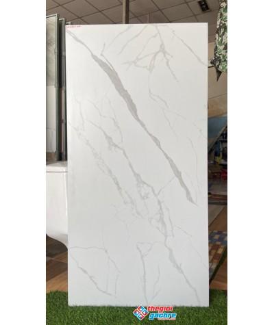 Gạch khổ lớn trắng mờ 60x120 á mỹ