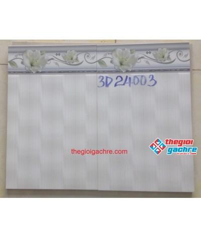 Gạch ốp tường 25x40 Roayl 3D loại AA sale
